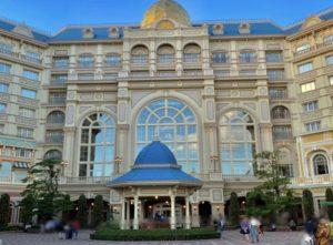 東京ディズニーランドホテル画像